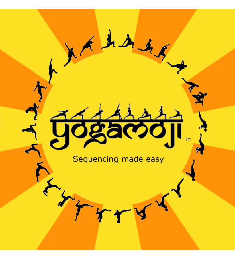 Circular Logo w sun rays